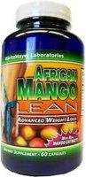 MaritzMayer African Mango Lean
