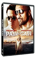 Marked Nutrition Pain & Gain DVD