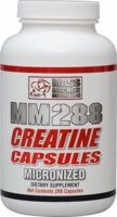 Mass Machine Nutrition MM288 Micronized Creatine Capsules