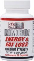 Mass Machine Nutrition MM60EFL Energy & Fat Loss