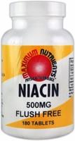 Maximum Nutrients Niacin Flush Free