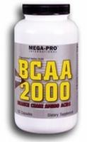 Mega-Pro BCAA 2000