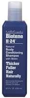 Mill Creek Botanicals Biotene H-24 Natural Scalp Conditioning Shampoo With Biotin