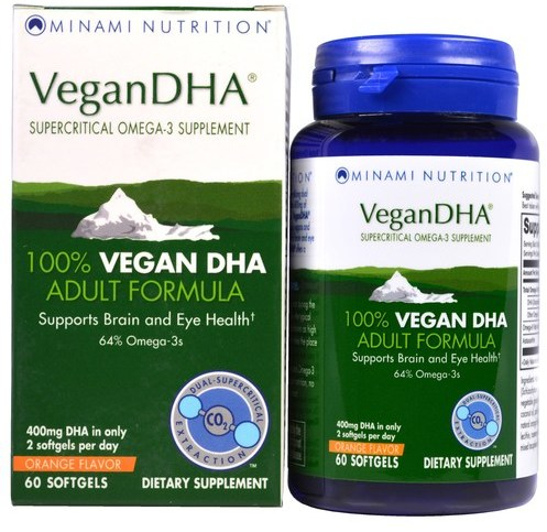 Minami nutrition vegan dha pregnancy nutrition ftempo for Garden of life fish oil