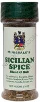 Minissale's Spice Blend & Rub