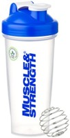 Muscle and Strength Blender Bottle