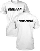 Muscle and Strength HYDRAMINO T-Shirt