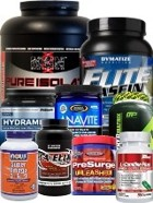 Muscle and Strength Men's Fat Loss Stack - Advanced