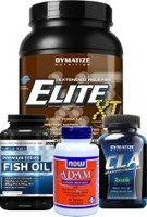Muscle and Strength Men's Fat Loss Stack - Beginner