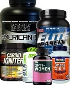 Muscle and Strength Women's Fat Loss Stack - Intermediate