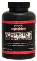 Muscle Fortress Vaso-Pump Hot Start