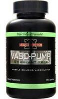 Muscle Fortress Vaso-Pump Stimulant Free
