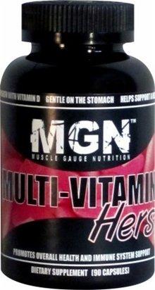 Muscle Gauge Nutrition Multi-Vitamin
