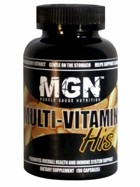 Muscle Gauge Nutrition Multi-Vitamin His