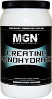 Muscle Gauge Nutrition Pure Creatine Monohydrate