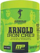 Muscle Pharm Arnold Schwarzenegger Series Iron CRE3