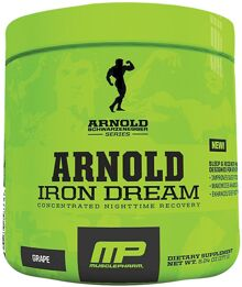 MusclePharm's Arnold Iron Dream