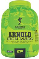 Muscle Pharm Arnold Schwarzenegger Series Iron Mass