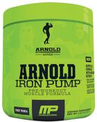 Muscle Pharm Arnold Schwarzenegger Series Iron Pump