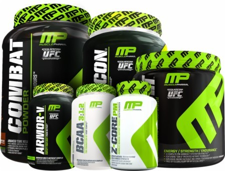 Muscle Pharm Get Swole Stack - Compare Prices at PricePlow