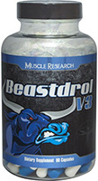 Muscle Research Beastdrol V3