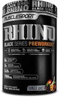 MuscleSport Rhino Black