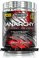 MuscleTech Anarchy Discount
