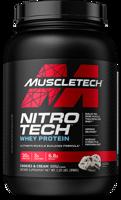 MuscleTech Nitro-Tech 100% Whey Gold Discount