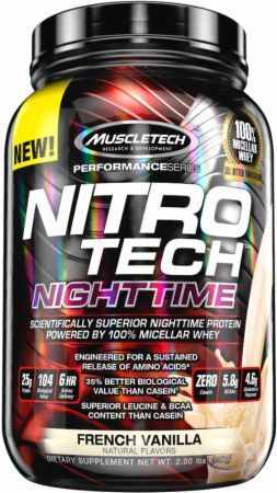Price of muscletech nitro tech