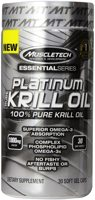 MuscleTech Platinum 100% Krill Oil