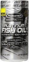 MuscleTech Platinum Fish Oil 4x