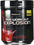 MuscleTech Pre-Workout Explosion