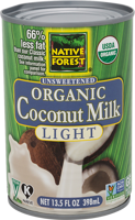 Native Forest Unsweetened Organic Coconut Milk