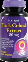 Natrol Black Cohosh