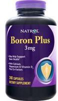 Natrol Boron Plus