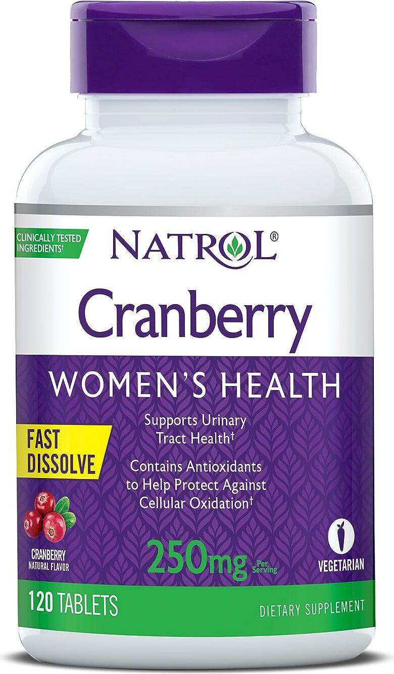 Cranberry pills price