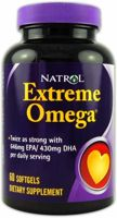 Natrol Exreme Omega Fish Oil