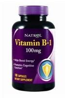 Natrol Vitamin B-1