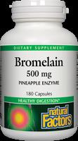 Natural Factors Bromelain