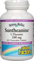 Natural Factors Stress-Relax Suntheanine