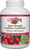 Natural Factors Super Strength Cranberry Concentrate