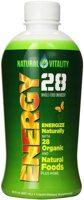 Natural Vitality Energy 28