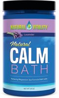 Natural Vitality Natural Calm Bath