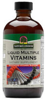 Nature's Answer Liquid Multiple Vitamins