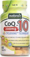 Nature's Essentials CoQ10