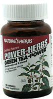 Nature's Herbs Green Tea Power