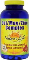 Nature's Life Cal/Mag/Zinc Complex