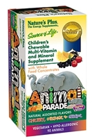 Nature's Plus Animal Parade Assorted Chew
