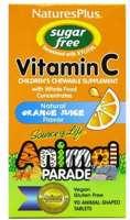 Nature's Plus Animal Parade Sugar Free Vitamin C