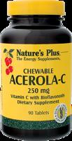 Nature's Plus Chewable Acerola-C